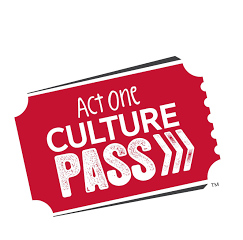 Act One Culture Pass Logo