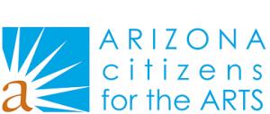 Arizona Citizens for the Arts logo