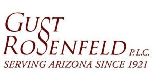 Gust Rosenfeld Logo