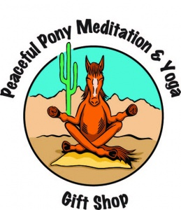 Peaceful Pony Logo