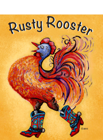 Rusty Rooster Logo
