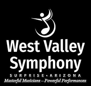 West Valley Symphony Logo